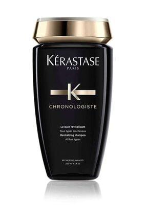Kerastase Canlandırıcı Havyarlı Şampuan - Chronologiste Bain Revitalisant 250 Ml 3474636419272