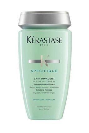 Kerastase Yağlı Saçlar Için Dengeleyici 250 ml Şampuan - Bain Divalent Balancing Shampoo  3474636397372