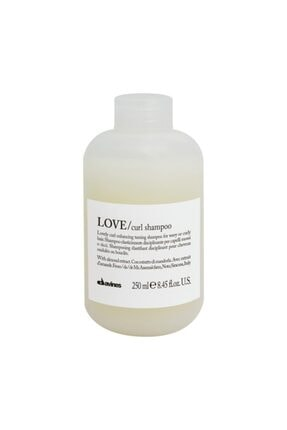 Davines Love Curl Dalgalı Saçlar Için Bakım Şampuanı 250 ml