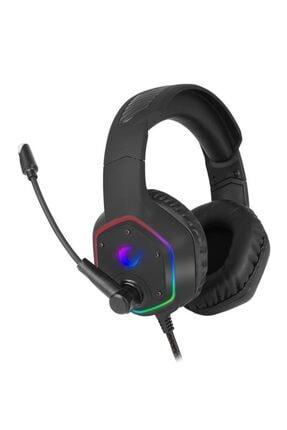 Rampage Rm-k33 Tracer 7,1 Rgb Gaming Oyuncu Mikrofonlu Kulaklık