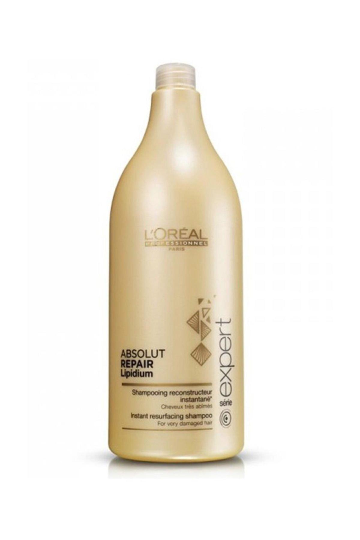 L'oreal Professionnel Absolut Repair Yıpranmış Saç Şampuan 1500 ml 1