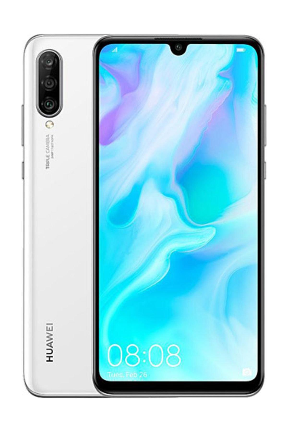 Huawei P30 Lite 64 GB Beyaz Cep Telefonu (Huawei  Türkiye Garantili) 1