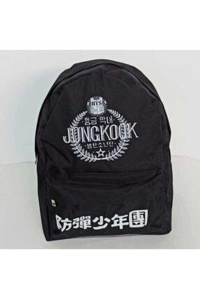 Makko Polo Bts Jungkook Baskılı Sırt Çantası