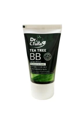 Farmasi Dr. C. Tuna Çay Ağacı Yağı Bb Krem Ortadan Koyuya 50 ml