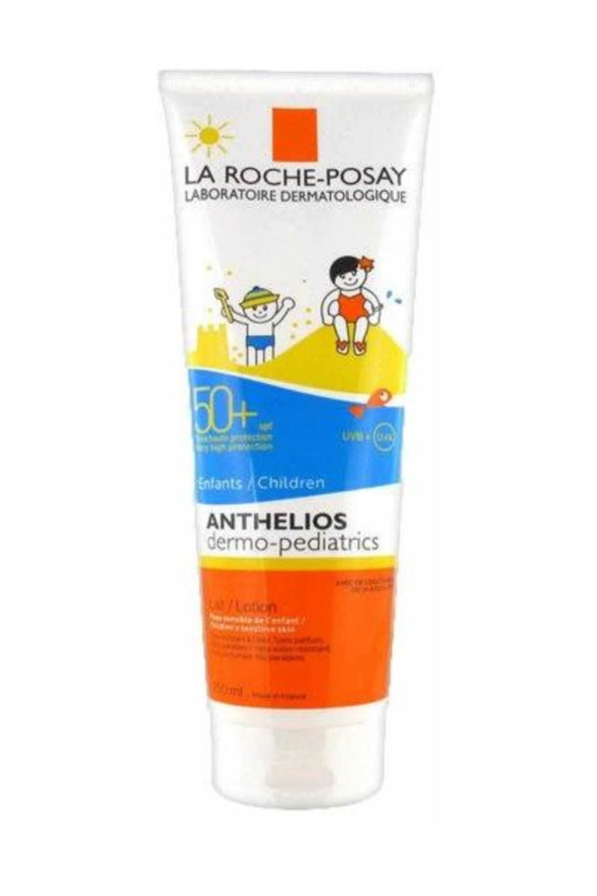 La Roche Posay Anthelios Dermo Pediatrics Lait Spf 50 250 ml 2