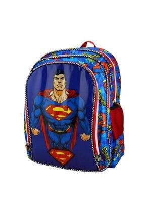 Trendix Superman Chest Ilkokul Çantası Iki Gözlü