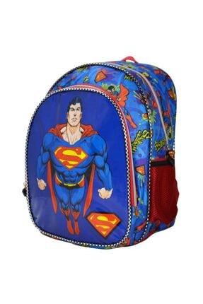 Trendix Superman Chest Ilkokul Çantası Tek Gözlü