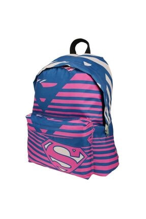 Trendix Superman Genç Sırt Çantası Pink