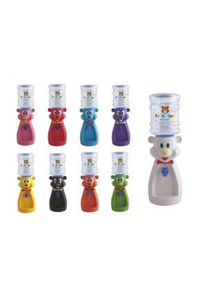 Funtik Toys Çocuk Su Sebili 2lt. Ayıcık Model Bardaklı