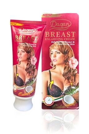 BREASTLIGHT Göğüs Büyütme & Sıkılaştırma Ve Toparlama Kremi 120g