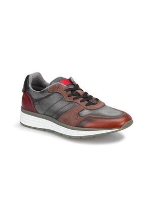Ambitious 6099 M 320377 Bordo Erkek Modern Ayakkabı