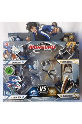 MONSUNO Ful Set 20 Parça Lock Storm Evo Kilit Oyuncak Oyun Kartları
