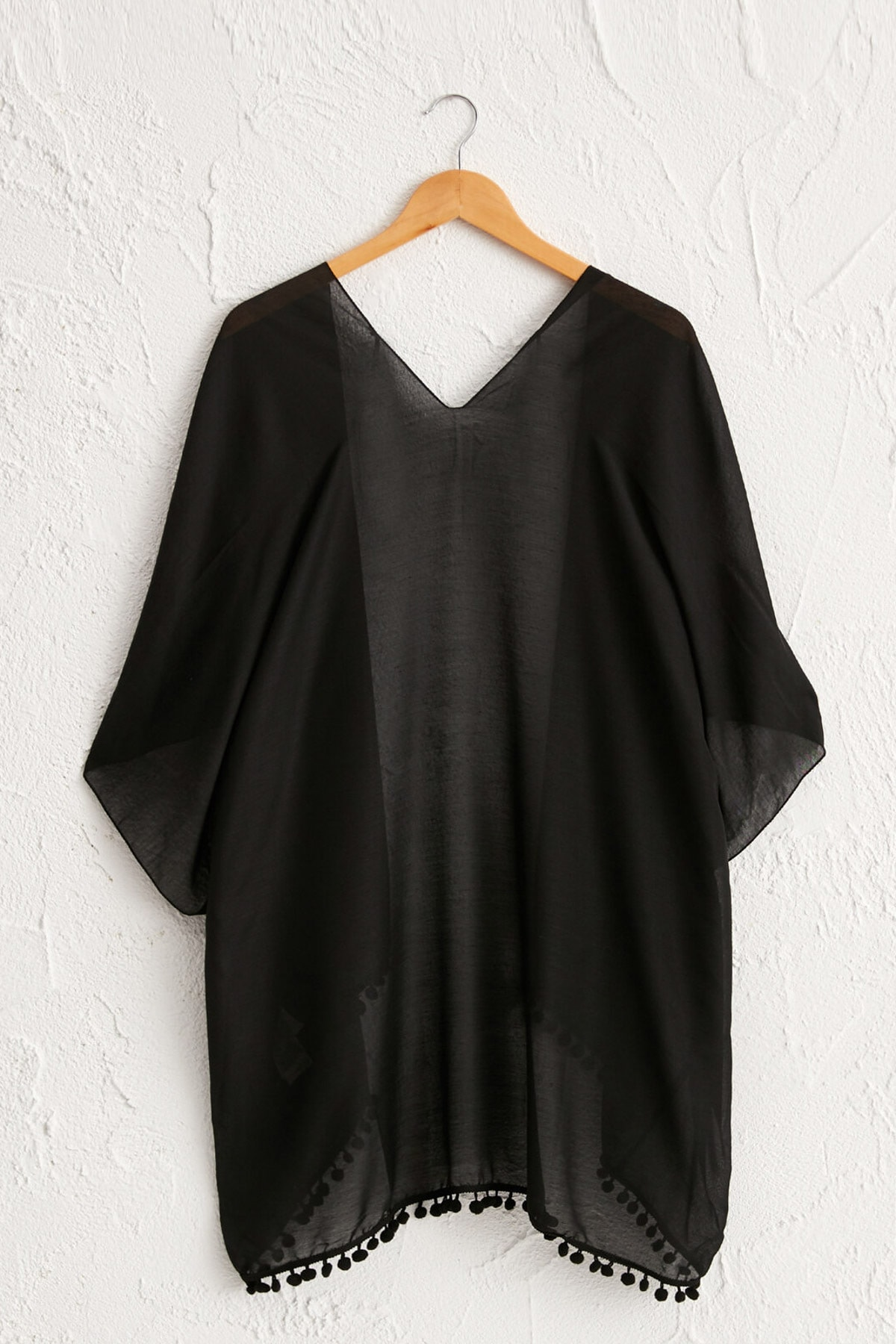 LC Waikiki Kadın Yeni Siyah Elbise 0SE625Z8 2