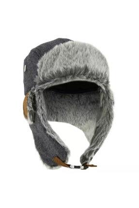 Meridyen Dukkan Kürklü Şapka Kışlık Kürklü Bere Isı Yalıtımlı
