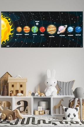 Tilki Dünyası Güneş Sistemi Gezegenler Model 5
