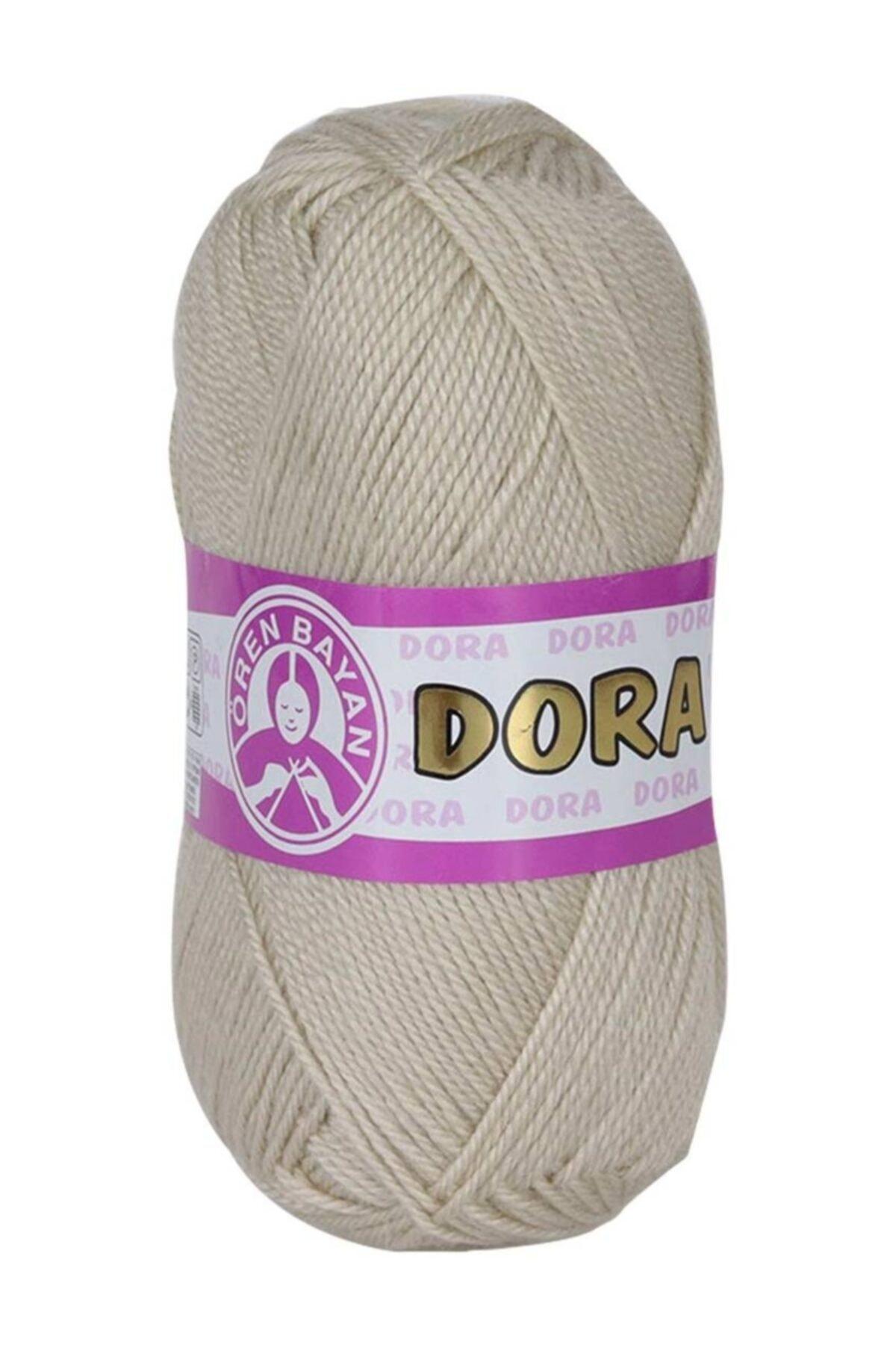 Ören Bayan Dora El Örgü Ipi 078 1