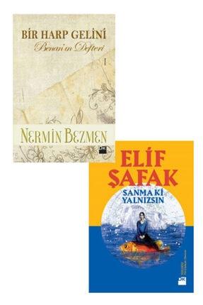 Doğan Kitap Yayınları Bir Harp Gelini-benan'ın Defteri & Sanma Ki Yalnızsın - Elif Şafak