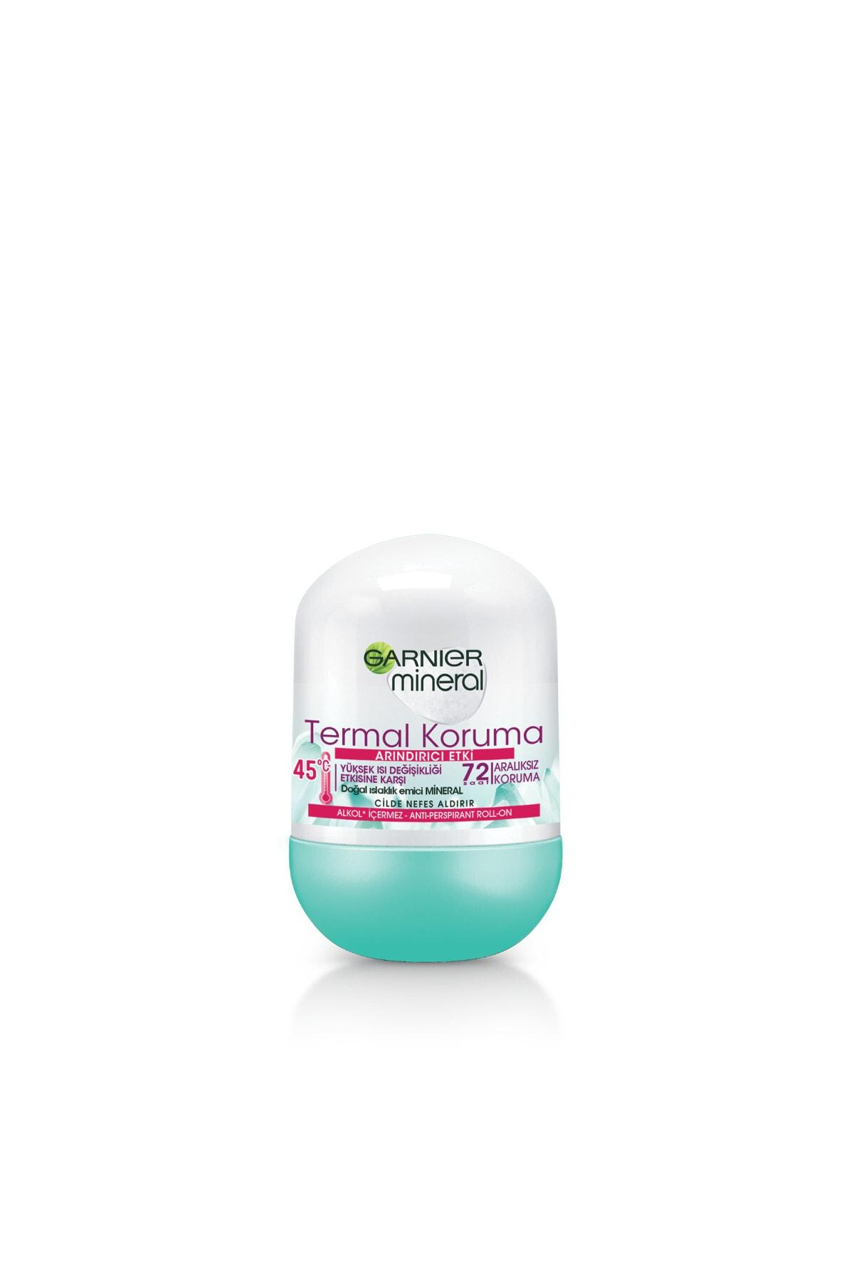 Garnier 5'li Garnier Mineral Termal Koruma Roll-On Deodorant Seti 36005419289305 2