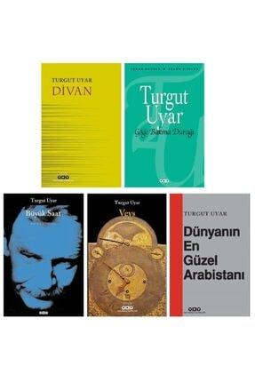 Yapı Kredi Yayınları Turgut Uyar Seti 5 Kitap