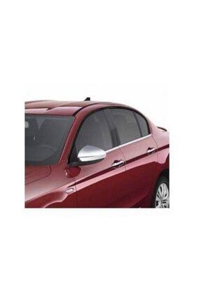 OTOTUNING53 Fiat Egea Krom Bagaj Çıtası 2015 Ve Üzeri Sedan Paslanmaz Çelik