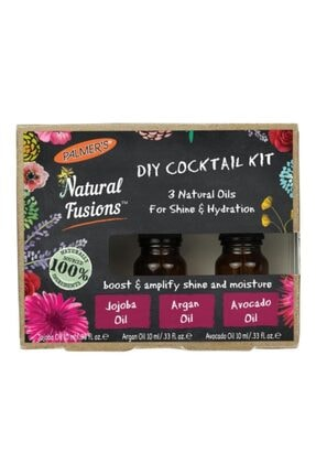 PALMER'S Natural Fusions Dıy Cocktail Kit Shine & Hydration