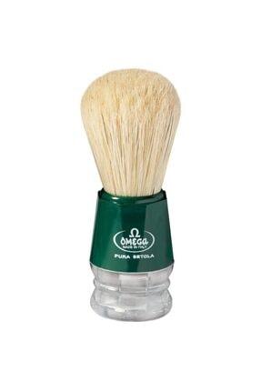 Omega Sakal & Tıraş Fırçası 10010 - Yeşil