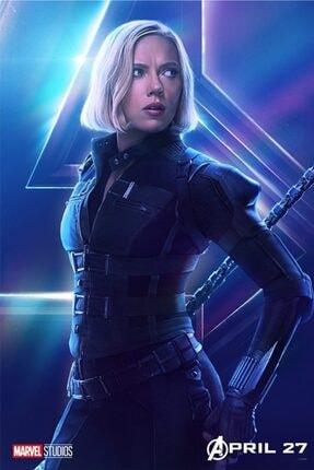 AKTÜEL POSTER Avengers Infinity War 2018 70 cm X 100 cm Afiş Poster Mornıng