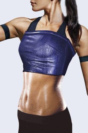 Marka Sportwear Kadın Siyah Neotex Termal Sauna Terleten Atlet