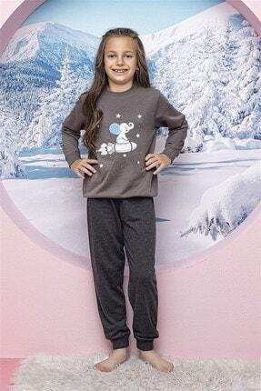 Hmd Pamuklu Kız Çocuk Eşofman Takım