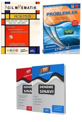 İŞLER Apotemi + Acil Yayınları Ikili Başarı Temelli Problemler Set 2021