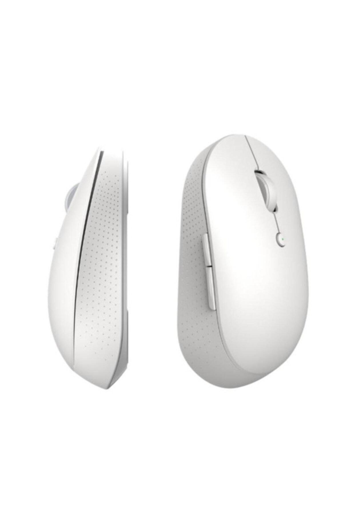 Xiaomi Mi Çift Modlu Kablosuz Bluetooth Mouse (beyaz) 1