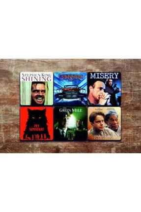 ZID Stephen King Filmleri Yeşil Yol Esaretin Bedeli Hayzan Mezarlığı Christine Bardak Altlığı