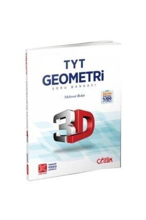Çözüm Yayınları Çözüm 3d Tyt Geometri Soru Bankası