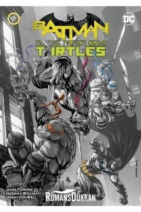 Jbc Yayıncılık Batman: Ninja Kaplumbağalar Cilt 1