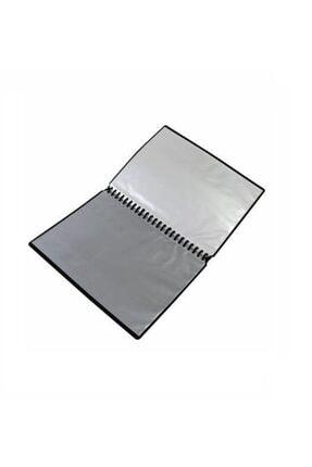 Serve Sunum Dosyası Spiralli Gri 20 Li Sv-6420-gr