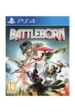 2K Games Battleborn Ps4 Oyun
