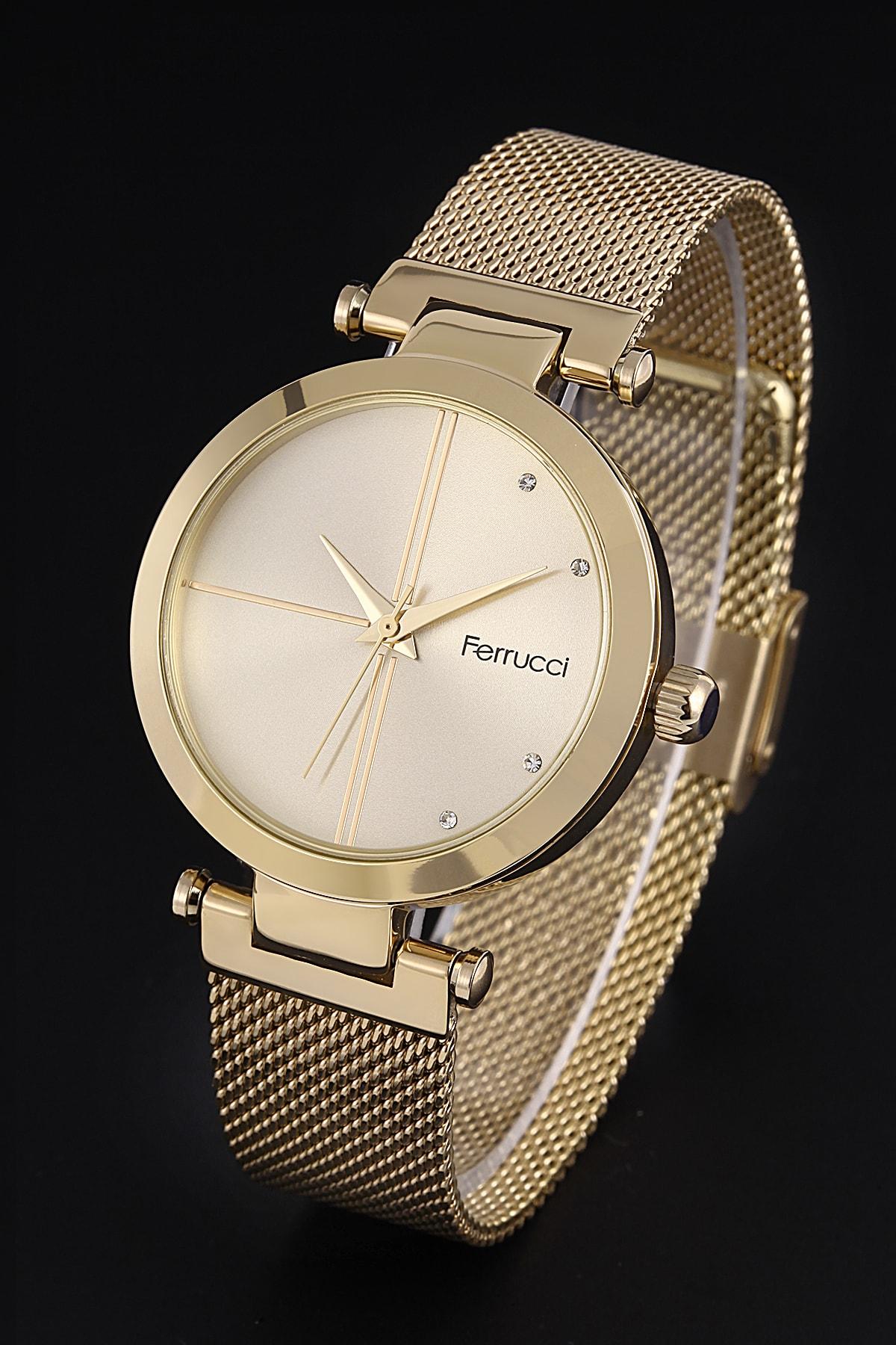 Ferrucci Kadın Kol Saati 11684h.04 1