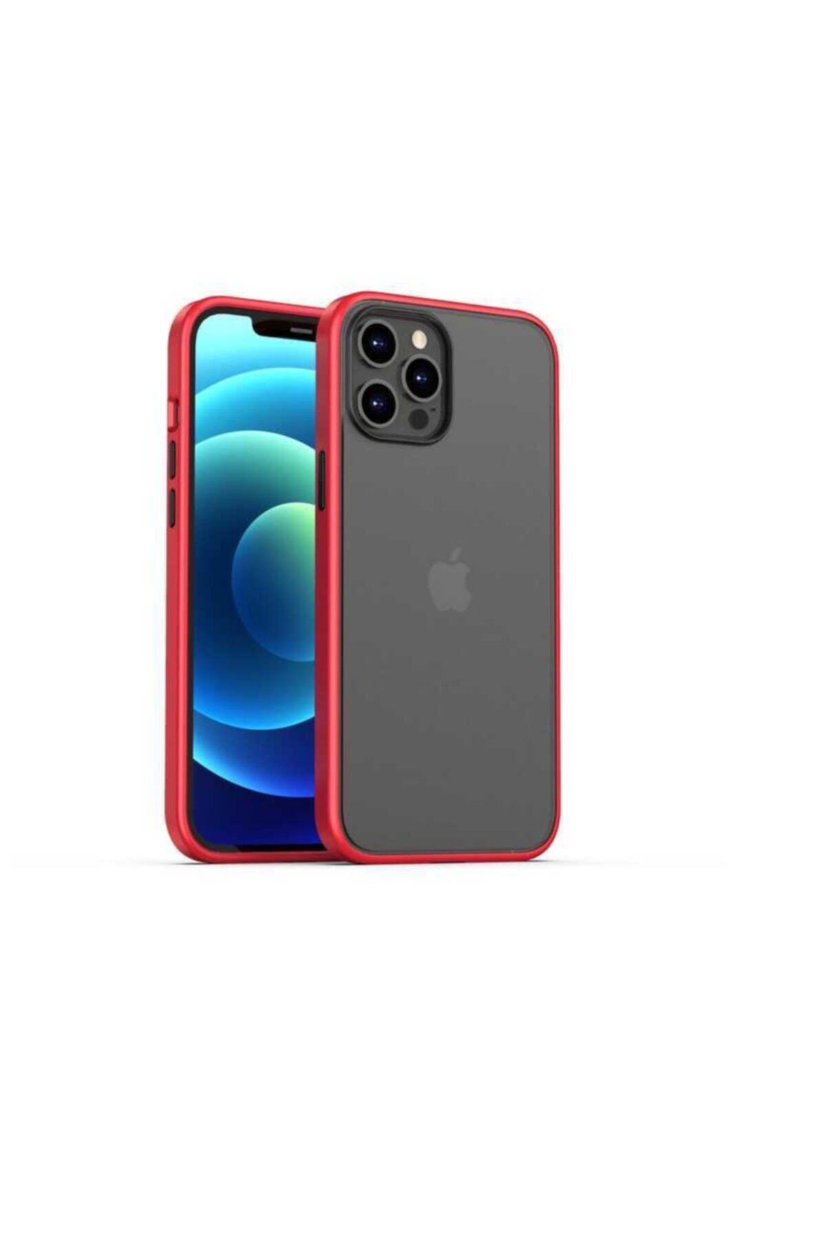Benks Iphone 12 Pro Uyumlu Kılıf Magic Smooth Drop Resistance Case Lacivert 2