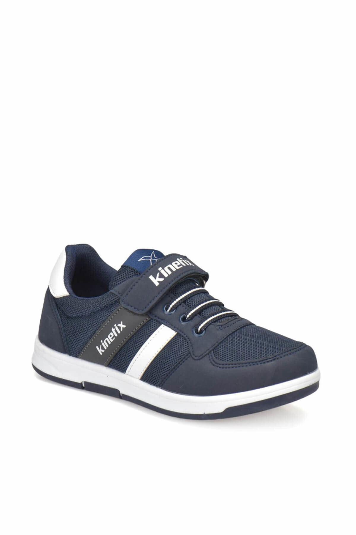 Kinetix UPTON Lacivert Gri Beyaz Erkek Çocuk Sneaker 100232943 1
