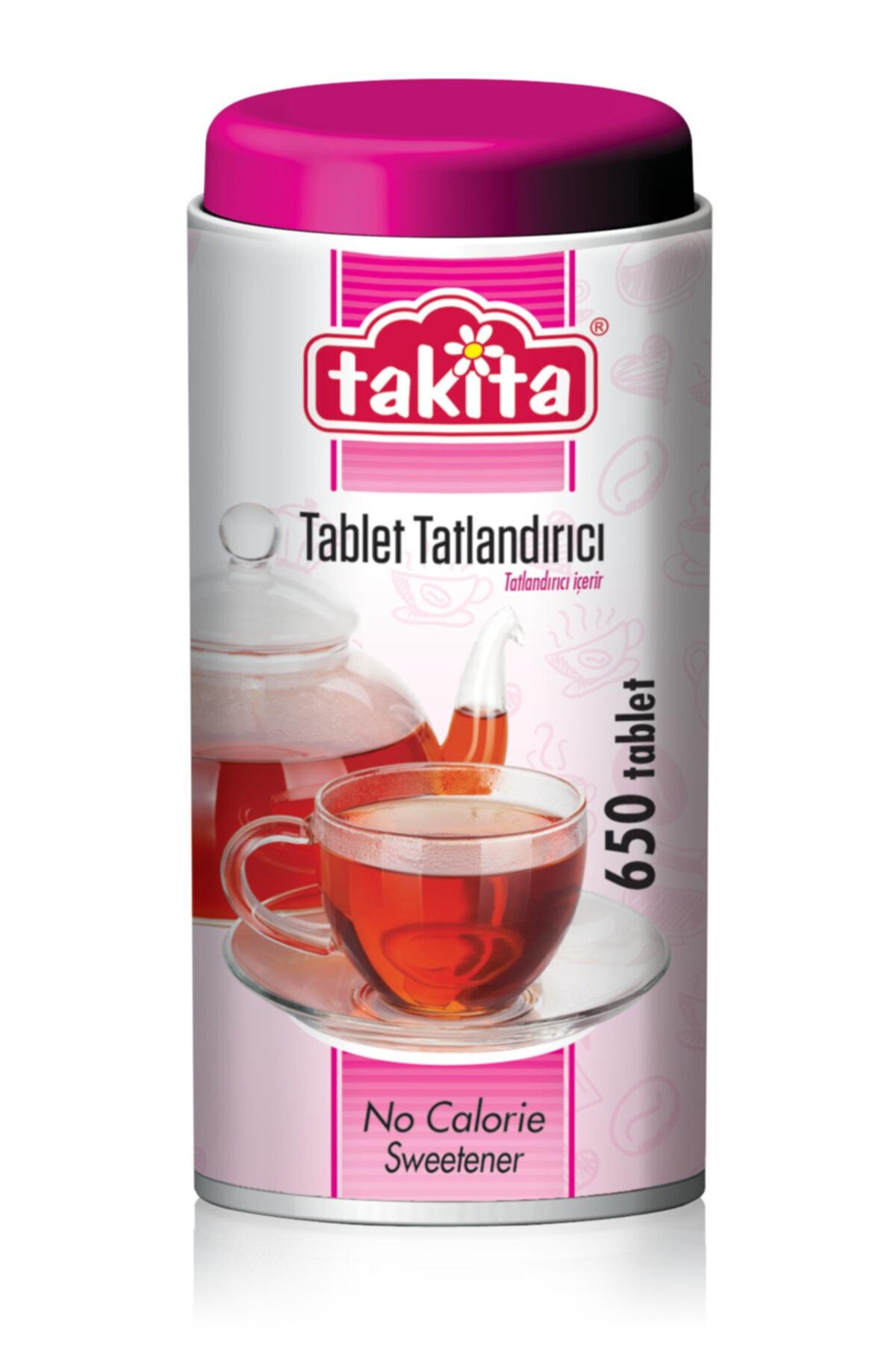 Takita Tablet Tatlandırıcı 650 Tablet 1