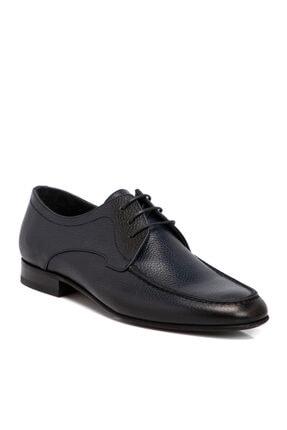 Tergan Erkek Lacivert Deri Ayakkabı 55207a38