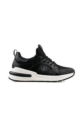 lumberjack BRUNO 1FX Siyah Kadın Spor Ayakkabı 100911101