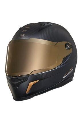 Nexx Xr2 Carbon Golden Edition Motosiklet Kaskı Full Face