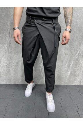 2Y PREMIUM Erkek Siyah Şalvar Pantolon