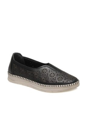 Polaris 5 Nokta 103214.Z1FX Siyah Kadın Klasik Ayakkabı 101000795