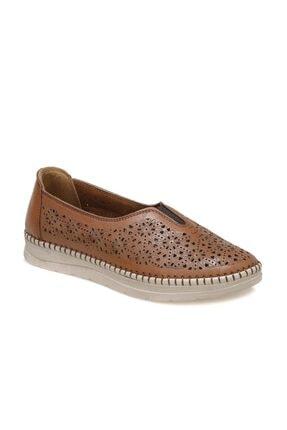 Polaris 5 Nokta 103214.Z1FX Taba Kadın Klasik Ayakkabı 101000822