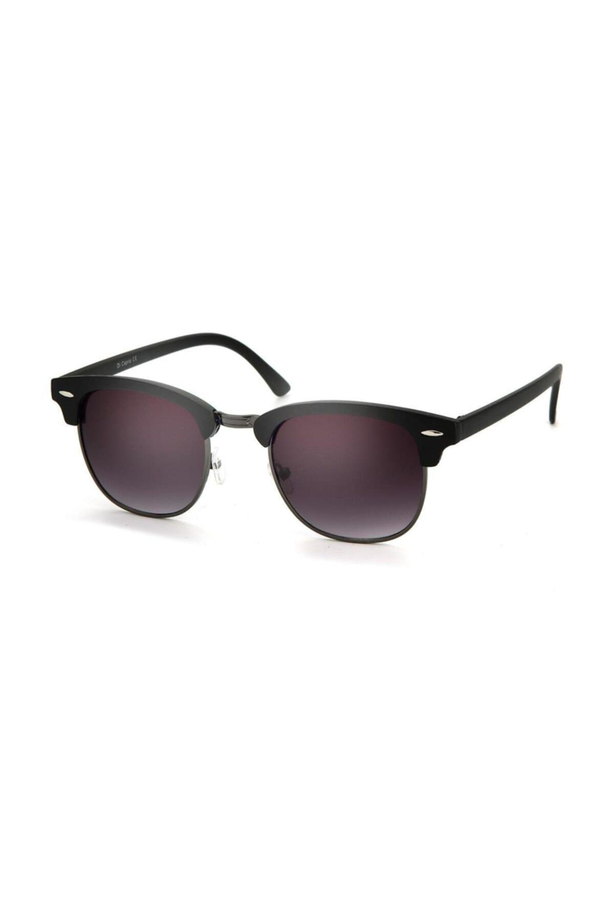 Di Caprio Unisex Oval Güneş Gözlüğü DH1543-B 1