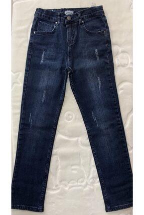 Wonder Kıds Çocuk Jeans Lacivert Wonder Kids