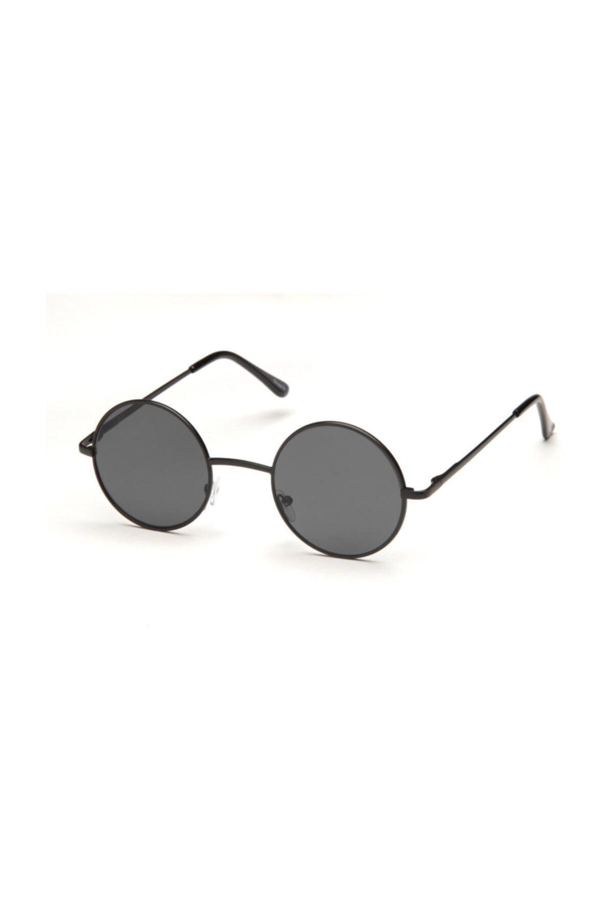 Di Caprio Unisex Yuvarlark Güneş Gözlüğü DH1569A 1
