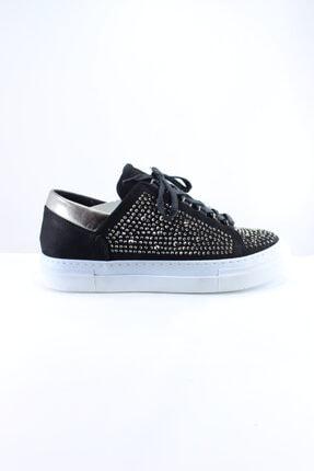 İnci Siyah Kadın Ayakkabı